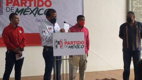 El PRI está de regreso, ganamos 6 distritos y 4 están en impugnación: Eviel Pérez