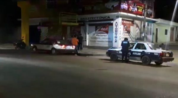 Policías en estado de ebriedad chocan en Huajuapan de León, PABIC los da de baja