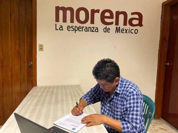 Tras triunfo, Irineo Molina regresará al congreso