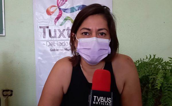 Anuncia jefatura de Deportes rehabilitación de 46 centros deportivos en Tuxtepec
