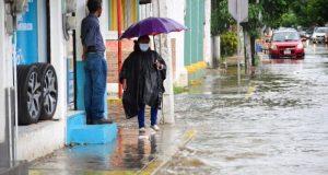 Emite Protección Civil recomendaciones por próximas lluvias en Tuxtepec y la región