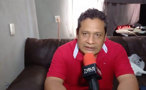 Martin García sostiene que en Chiltepec se quemó el verdadero resultado