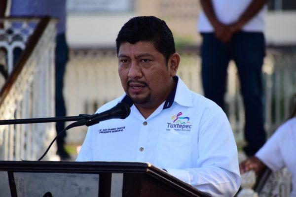 Entregaremos finanzas sanas a la nueva administración Municipal: Noé Ramírez Chávez