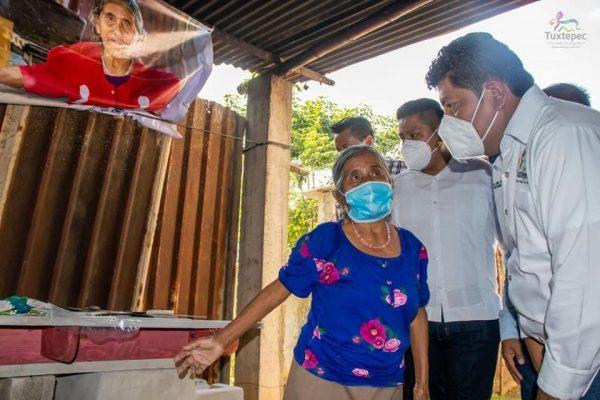 Prepara Gobierno de Noé Ramírez Chávez entrega de mil estufas ecológicas