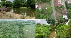 Dragado de arroyos en Tuxtepec, benéfico para 18 asentamientos