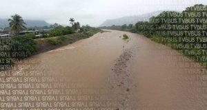 Sin registro de afectaciones en Valle Nacional, ante paso de depresión tropical