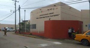 En paro, centro de salud de Loma Alta en Tuxtepec