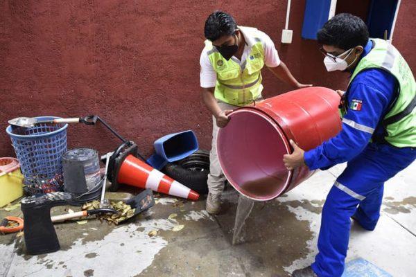 Recomienda autoridad educativa tomar medidas para prevenir el dengue