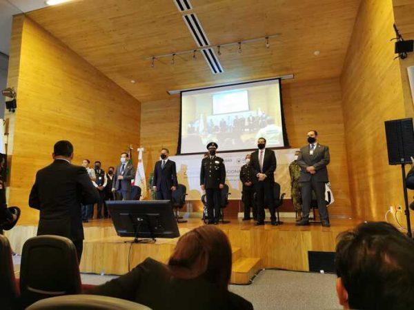 Participa SSPO en el Congreso Internacional Antidrogas