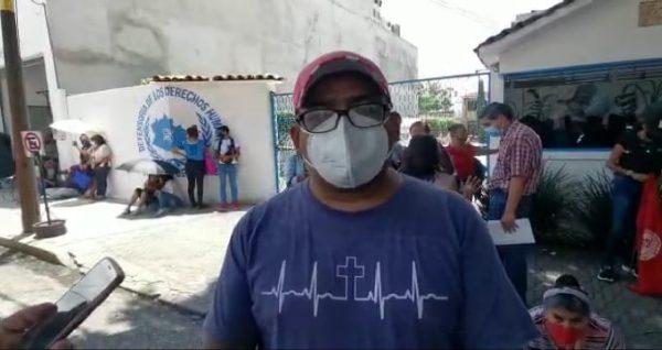 Denuncia Frente 14 de junio persecución por parte del Gobierno del Estado