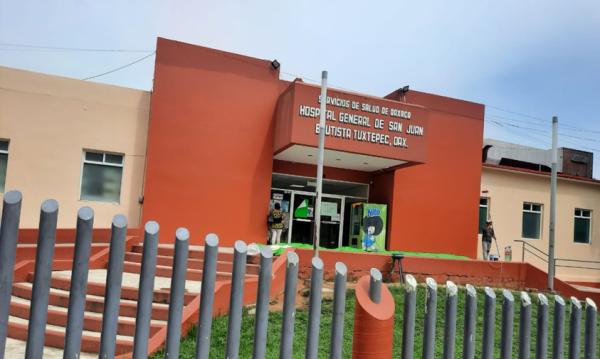 Deshabilitan camas Covid por falta de oxígeno en Hospital de Tuxtepec