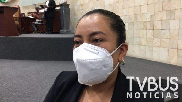 Diputada Arcelia López pide a Murat declarar semáforo rojo en Oaxaca