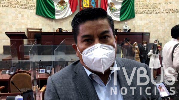 Irregularidades y dudas dejó comparecencia de funcionarios por deuda pública: Diputado César Morales
