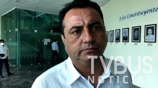 Productores de mezcal, los más afectados por conflicto interno del COMERCAM señala Diputado Noé Doroteo