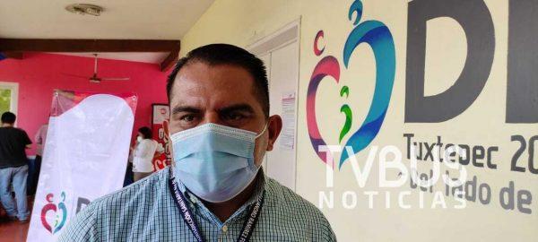 Incrementan hospitalizados de Covid en Tuxtepec; ya van 32: Jurisdicción