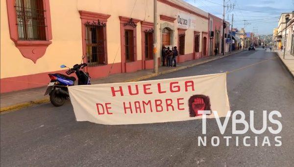 Enfermero inicia huelga de hambre, denuncia despido injustificado