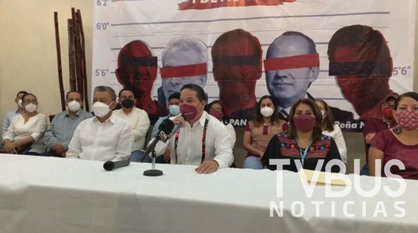 Funcionarios y autoridades electas de Oaxaca llaman a participar en Consulta Popular