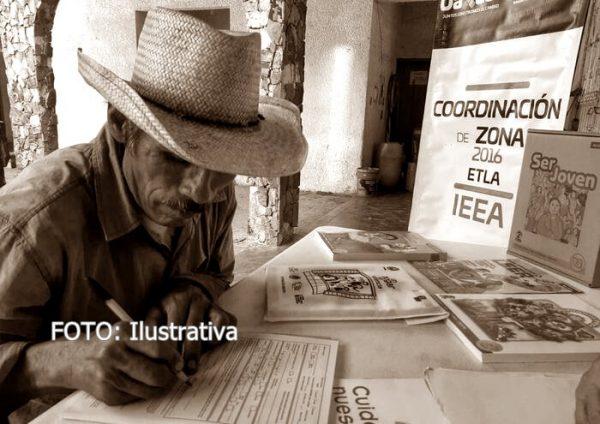 Realizará IEEA otra jornada en Tuxtepec, solo para adultos en base de datos