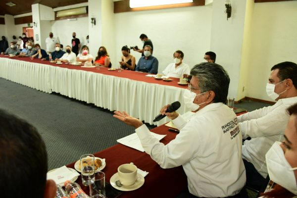 En proceso los trabajos de reingeniería administrativa municipal: Martínez Neri
