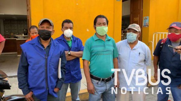 Piden aseadores de calzado a edil de Oaxaca que les permitan instalarse en el zócalo