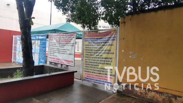 Crecen carencias en Centro de Salud de Loma Alta; sufre del 70% de desabasto en medicamentos