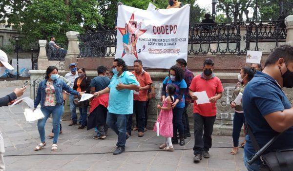Defensores de Derechos Humanos denuncian persecución y amenazas contra Patrocinio Martínez López