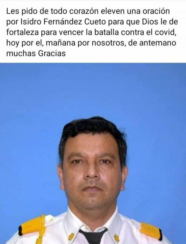 Enferma de covid-19 Delegado de Cruz Ámbar en Tuxtepec