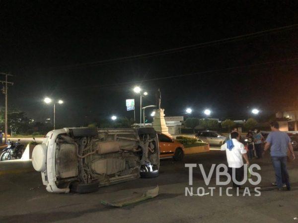 Uso del celular y consumo de alcohol, causan hasta 10 accidentes viales al día en Tuxtepec