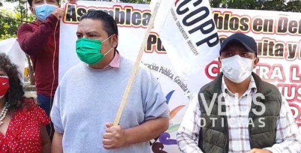 Alianza Oaxaqueña por la Justicia Social anuncia movilizaciones para la próxima semana en la capital
