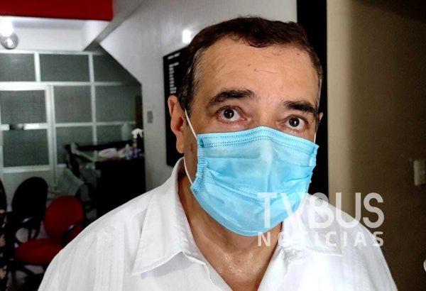 Tras 5 meses cerrada, Cruz Roja Tuxtepec podría comenzar operaciones la próxima semana: Carlos Vera Vidal