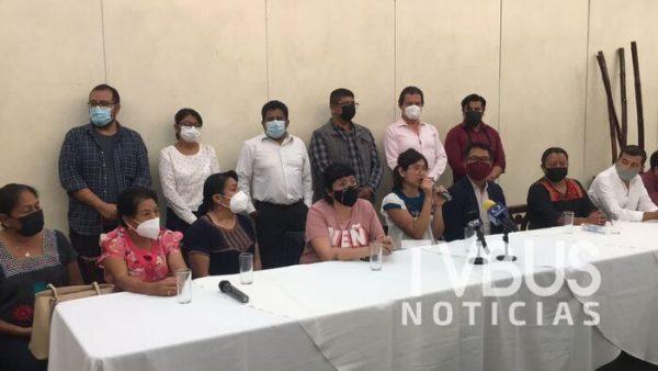 Condenable y reprochable que Salomón Jara y Benjamín Robles usen la consulta popular para posicionar su imagen: Promoventes