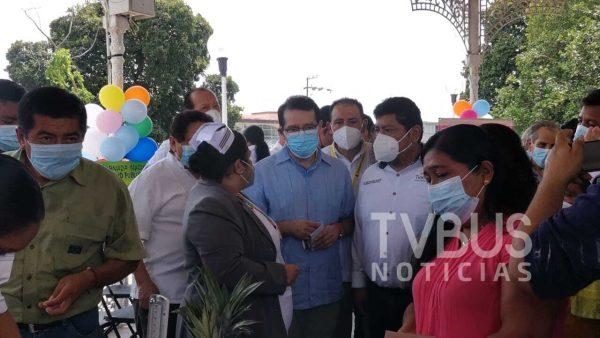 Avanza licitación para nueva clínica del ISSSTE en Tuxtepec: Director General