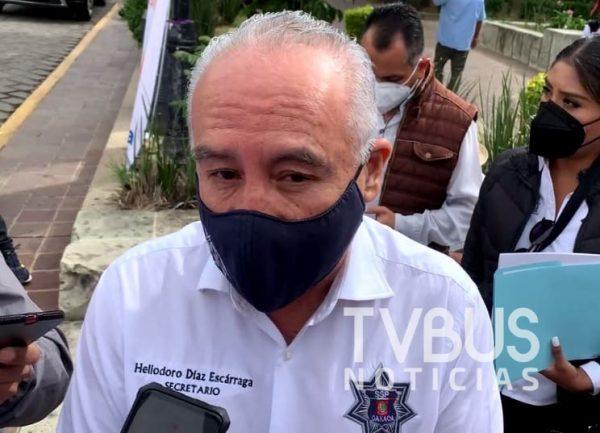 Hay 19 casos activos de Covid en la SSPO, confirmó su titular Heliodoro Díaz