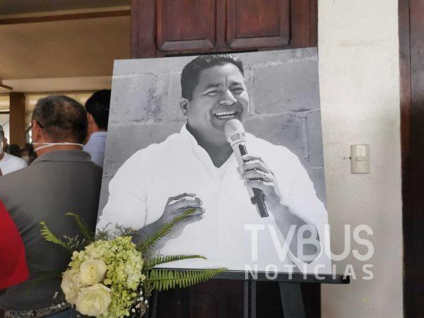 Realizan homenaje a Fernando Bautista Dávila, a un año de su muerte