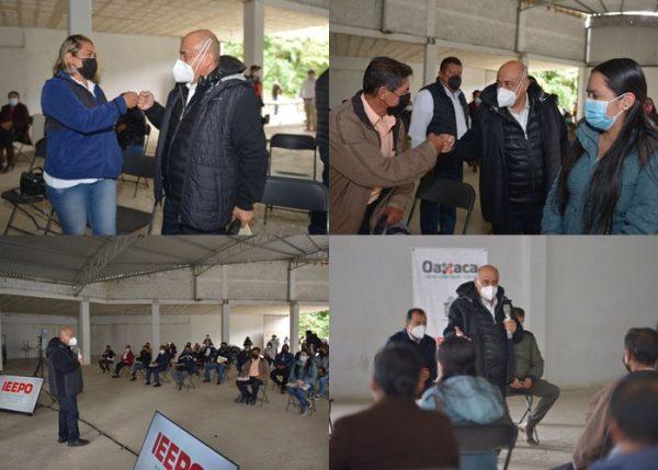 Diálogo, consenso y trabajo en unidad permite acuerdos en el área educativa: Francisco Villarreal