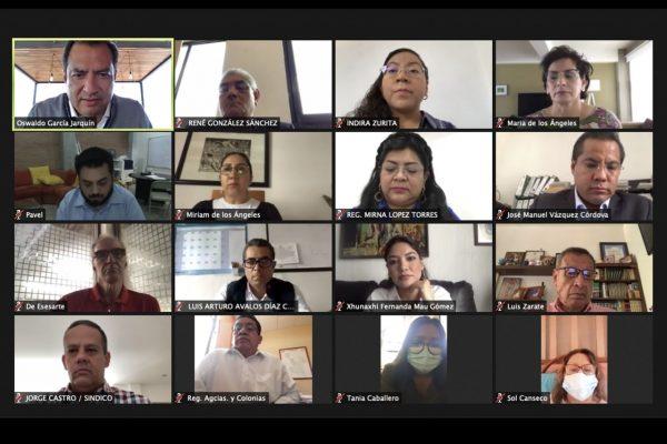 Continuará operativo en Centro Histórico para ordenar al comercio informal: Oswaldo García