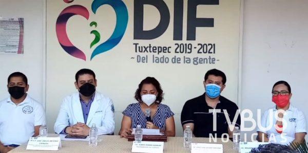 Arranca campaña de vasectomías sin bisturí en el DIF de Tuxtepec; baja la participación
