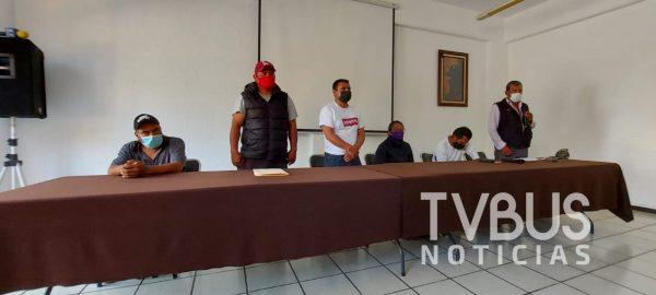 Autoridades de Santa Cruz Mitlatongo inician huelga de hambre, exigen aparición de Agente desaparecido