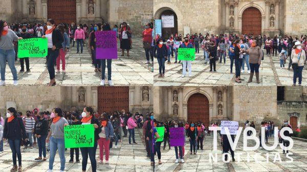 Colectivo Violencia por ser Mujer exige a Fiscalía de Oaxaca atender casos de violencia sin favoritismo