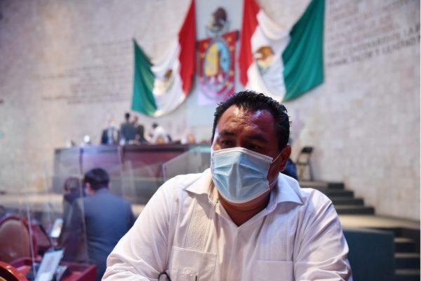 Hospitalizan al Diputado Horacio Sosa Villavicencio, por covid