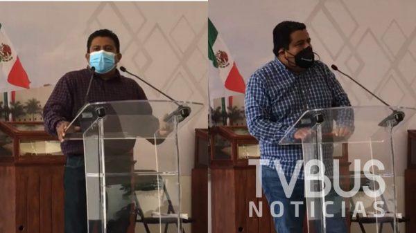 Diputados Fredie Delfín y Ángel Domínguez piden que se auxilie a comunidades afectadas por lluvias en la cuenca