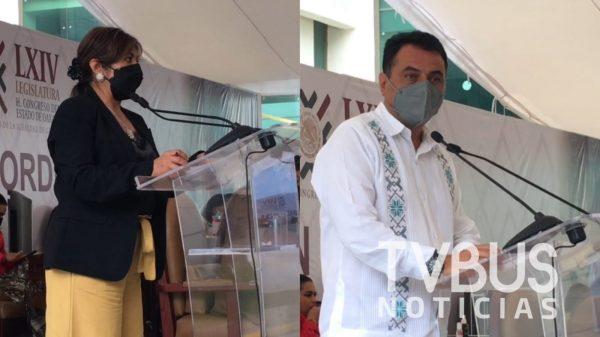 Diputados piden a Oswaldo García Jarquín que atienda problemas de ambulantes y de basura