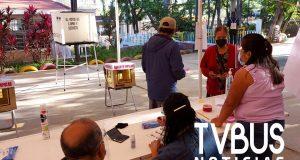 Sin incidentes ni contratiempos instalación de mesas receptoras para la Consulta Popular: INE Oaxaca