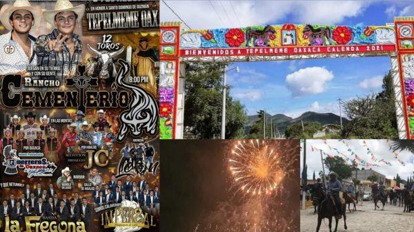 Pese a exhorto de autoridades, realizarán fiesta patronal en la Mixteca