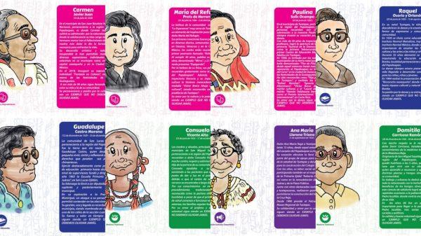 """Presenta SECULTA libro """"Oaxaqueñas Memorables"""" donde destacan 8 mujeres de la Región del Papaloapan"""