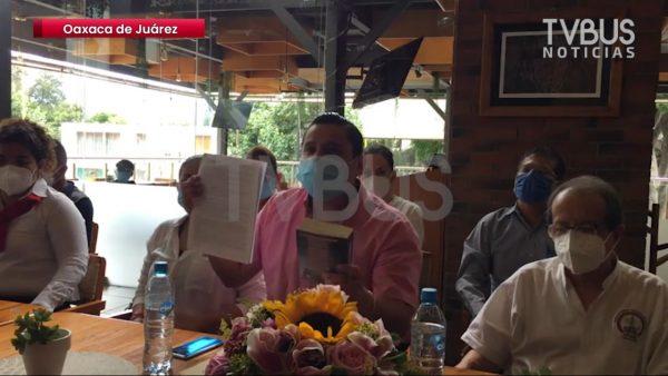 Presentan otro sindicato de salud más en Oaxaca, es el SIFEDS
