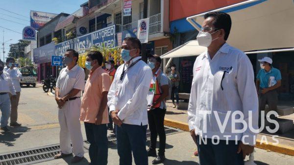 Reportan de 2 a 3 defunciones diarias por covid-19, en la Cuenca