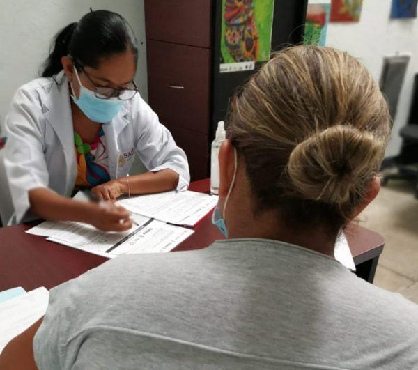 Garantiza SSPO el derecho a la salud pública para la población penitenciaria en Tanivet