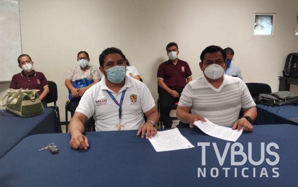Sindicato de salud, no descartan movilizaciones en la Cuenca, tras corte de personal