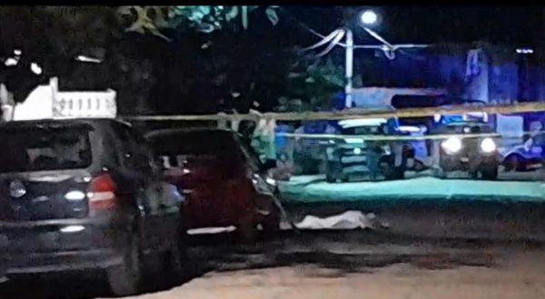 Matan a otro joven a puñaladas ahora en Xoxocotlán, se trata del hijo del foto periodista oaxaqueño Félix Reyes